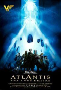 دانلود انیمیشن آتلانتیس: سرزمین گمشده Atlantis: The Lost Empire 2001