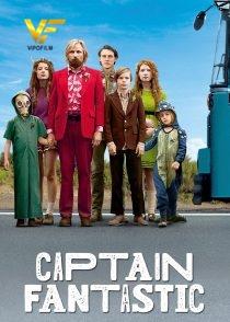 دانلود فیلم کاپیتان فوق العاده Captain Fantastic 2016