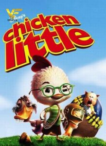 دانلود انیمیشن جوجه کوچولو Chicken Little 2005