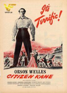 دانلود فیلم همشهری کین با دوبله فارسی Citizen Kane 1941
