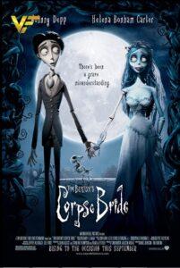 دانلود انیمیشن عروس مرده Corpse Bride 2005