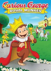 دانلود انیمیشن جورج بازیگوش: میمون سلطنتی Curious George: Royal Monkey 2019