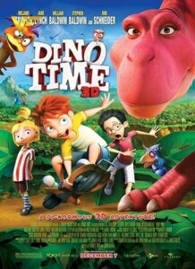 دانلود انیمیشن عصر دایناسور Dino Time 2012