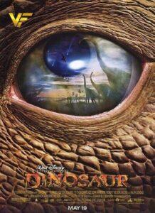 دانلود انیمیشن دایناسور Dinosaur 2000