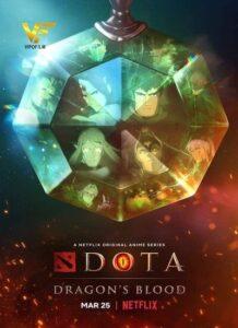 دانلود انیمیشن دوتا: خون اژدها Dota: Dragon's Blood 2021 دوبله فارسی