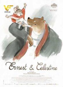 دانلود انیمیشن ارنست و سلستین Ernest & Celestine 2012