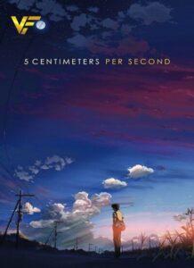 دانلود انیمیشن 5 سانتیمتر در ثانیه Five Centimeters Per Second 2007