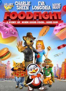 دانلود انیمیشن کاراگاه جسور (جنگ غذا) 2011 Foodfight