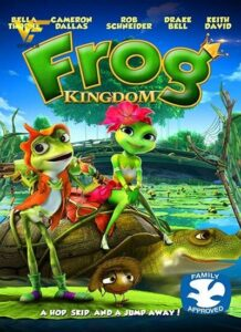 دانلود انیمیشن پادشاهی قورباغه Frog Kingdom 2013