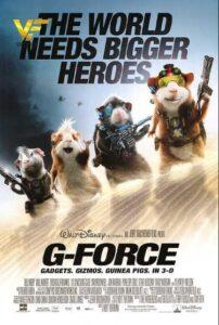 دانلود انیمیشن گروه ویژه G-Force 2009