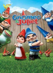 دانلود انیمیشن نومئو و ژولیت Gnomeo & Juliet 2011