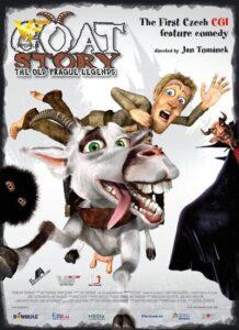 دانلود انیمیشن ماجراهای بزی Goat Story 2008