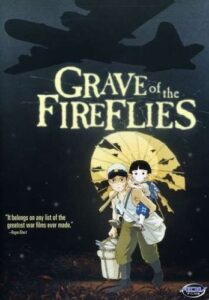 دانلود فیلم مدفن کرم های شب تاب Grave of The Fireflies 1988