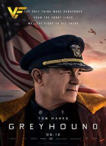 دانلود فیلم سگ شکاری (گری هوند) Greyhound 2020 دوبله فارسی