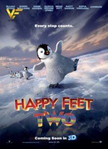 دانلود انیمیشن خوش قدم 2 Happy Feet 2 2011