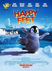 دانلود انیمیشن خوش قدم Happy Feet 2006