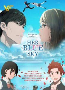 دانلود انیمیشن آسمان آبی او Her Blue Sky 2019