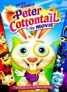 دانلود انیمیشن خرگوش دم پنبه ای Here Comes Peter Cottontail: The Movie 2005
