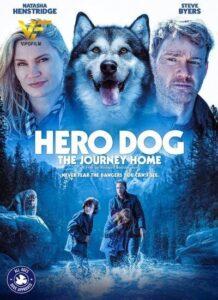 دانلود فیلم سگ قهرمان Hero Dog: The Journey Home 2021