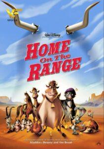 دانلود انیمیشن خانه ای در مزرعه Home on the Range 2004