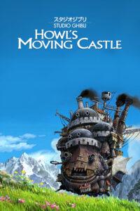 قلعه متحرک هاول Howls moving castle 2004