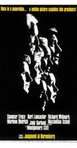 دانلود فیلم محاکمه در نورنبرگ Judgment at Nuremberg 1961