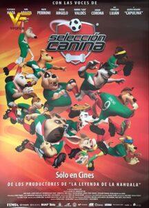دانلود انیمیشن جام جهانی حیوانات (انتخاب سگ) 2015 (Selección Canina) K9 World Cup