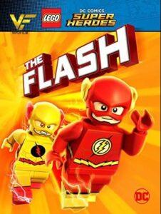 انیمیشن لگو لیگ عدالت : برخورد کیهانی Lego DC Comics Super Heroes: The Flash 2018