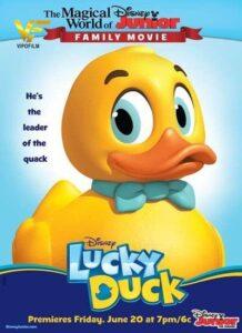 دانلود انیمیشن جوجه اردک خوش شانس Lucky Duck 2014