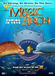 دانلود انیمیشن آرچ جادویی Magic Arch 3D 2020