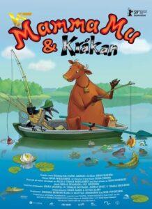 دانلود انیمیشن خانم گاو و آقای کلاغ Mamma Moo and the Crow 2009