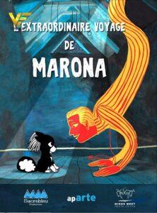 دانلود انیمیشن داستان شگفت انگیز مارونا Marona's Fantastic Tale 2019