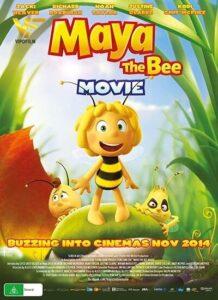 دانلود انیمیشن مایا زنبور عسل 1 Maya the Bee Movie 2014