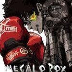 دانلود سریال مبارزه بوکس مگالو Megalo Box