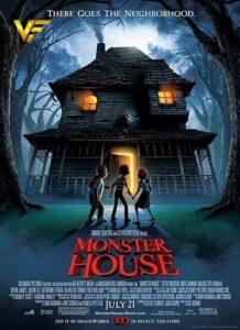 دانلود انیمیشن خانه هیولا Monster House 2006