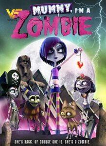 انیمیشن دیکسی و شورش زامبی (مامان، من زامبی ام) 2014 Dixie and the Zombie Rebellion