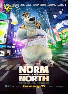 دانلود انیمیشن نورم از قطب شمال Norm of the North 2015