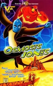 دانلود انیمیشن گلبول سفیدی به نام جونز (سلول قهرمان) Osmosis Jones 2001