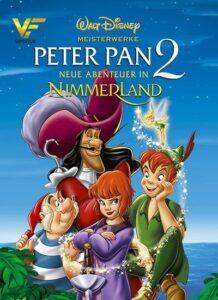 دانلود انیمیشن پیتر پن 2: بازگشت به ناکجا آباد Peter Pan 2: Return to Never Land 2002