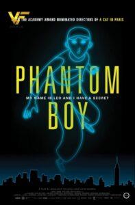 دانلود انیمیشن پسر شبح Phantom Boy 2015