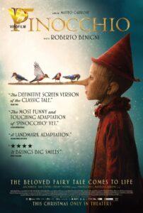 دانلود فیلم پینوکیو Pinocchio 2019 دوبله فارسی