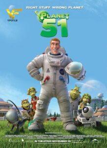 دانلود انیمیشن سیاره 51 Planeta 51 2009
