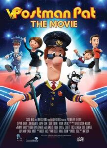 دانلود انیمیشن پت پستچی Postman Pat: The Movie 2014
