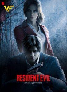 دانلود انیمیشن سریالی رزیدنت ایول: تاریکی بینهایت Resident Evil: Infinite Darkness 2021