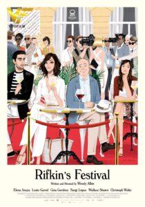 دانلود فیلم جشنواره ریفکین Rifkin's Festival 2020