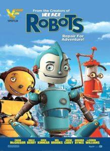 دانلود انیمیشن ربات ها Robots 2005