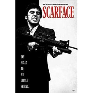 دانلود فیلم صورت زخمی Scarface 1983