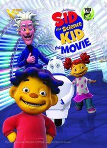 دانلود انیمیشن سید پسر دانشمند Sid the Science Kid: The Movie 2013