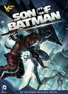 دانلود انیمیشن پسر بتمن Son of Batman 2014