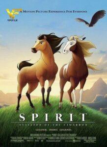 دانلود انیمیشن اسپیریت: اسب سیمارون Spirit: Armasarul Vestului Salbatic 2002